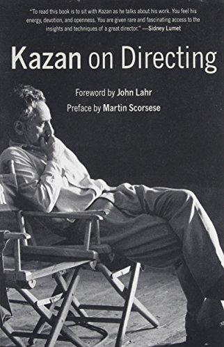 Kazan on Directing [Elia Kazan] (Tapa Blanda)