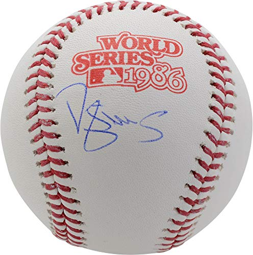 Darryl Strawberry New York Mets Autographed 1986 World Series Baseball - Fanatics Authentic Certified