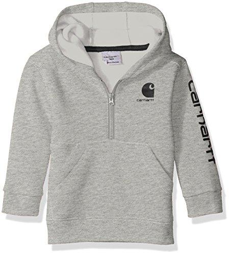 ong Sleeve Sweatshirt, Gray, 12M ()