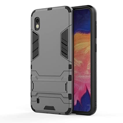 Amazon.com: TenYll Case for Samsung Galaxy A10,TPU&PC Hybrid ...