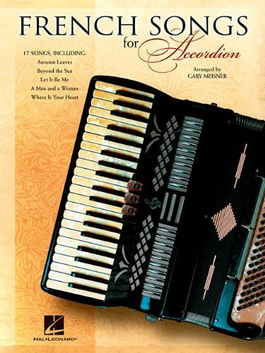 French Accordion Songs (French Songs for Accordion (2009-07-01))