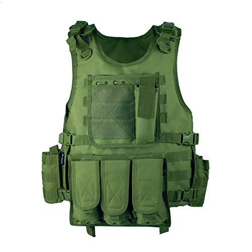 SHANGRI-LA tactical vest by SHANGRI-LA