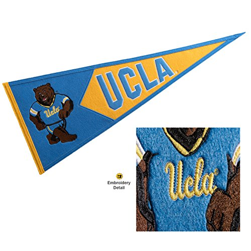 Winning Streak UCLA Bruins Wool Embroidered and Sewn Pennant