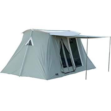 Springbar Highline 8 Person Canvas Tent - 10u0027 x ...  sc 1 st  Amazon.com & Amazon.com: Springbar Highline 8 Person Canvas Tent - 10u0027 x 14 ...