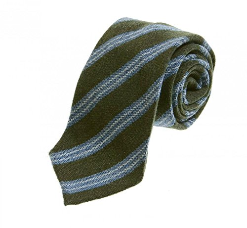 395-kiton-green-blue-white-silk-cashmere-wool-7-fold-unlined-tie-made-in-italy