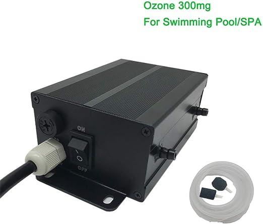 GXHGRASS Purificador de Agua de ozono SPA & Pool Generador de ...