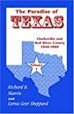 The Paradise of Texas,, Richard B. Marrin and Lorna Geer Sheppard, 0788442414