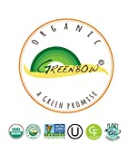 GREENBOW Organic Bee Pollen - 100% USDA Certified