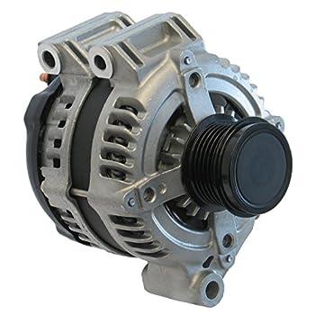 Image of ACDelco 334-2918 Professional Alternator, Remanufactured Alternators