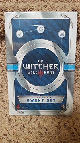 The Witcher III Wild Hunt - Hearts of Stone Expansion Gwent Card Set - Xbox One