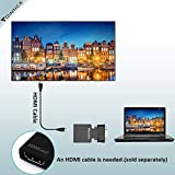 VGA to HDMI Adapter Converter with