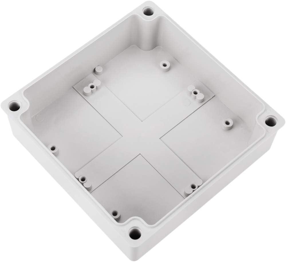 BeMatik Caja estanca de Superficie Cuadrada IP65 150x150x80mm