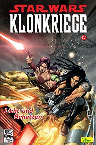 Star Wars Comics: Bd. 22: Klonkriege IV - Licht und Schatten Taschenbuch – 23. August 2004 John Ostrander Jan Duursema Dan Parsons Panini