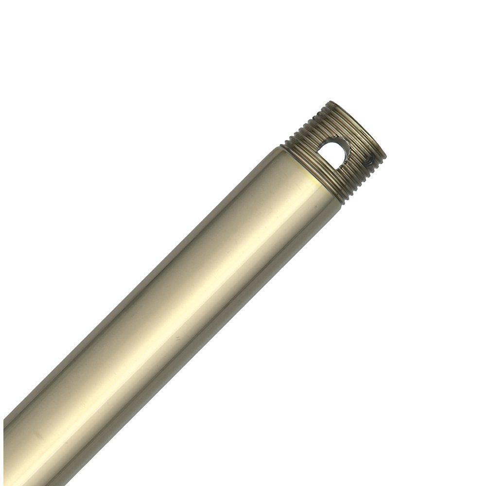 Casablanca Fan Company 63128 Perma-Lock Downrod, 72-Inch Length, Bright Brass