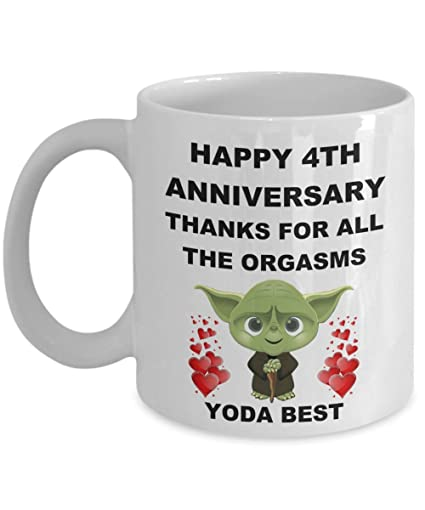 Amazon Com 4 Year 4th Wedding Anniversary Gifts For Him Men Her