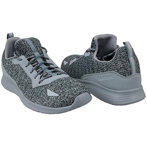Reebok Bs7518, Zapatillas de Deporte para Hombre Gris (Meteor Grey / Black / Cloud Grey)