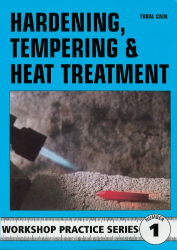 Hardening, Tempering and Heat Treatment (Workshop Practice) - Hardening Tempering Steel