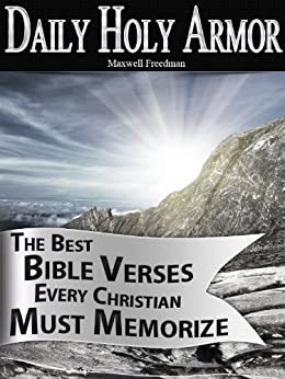 Daily Holy Armor: The Best Bible Verses Every Christian