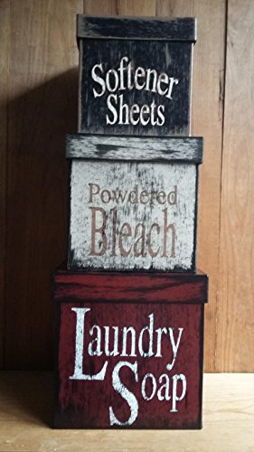 Laundry Room / Storage / Containers/ Organize / Decor