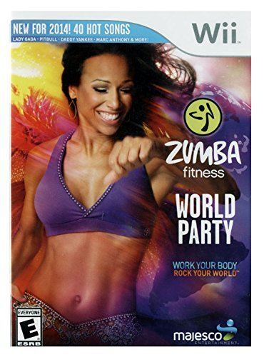 Zumba Fitness World Party - Nintendo - Wii Belt