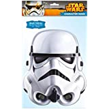 【スターウォーズ公式】mask-arade パーティーマスク【ストーム・トルーパー/Stormtrooper】