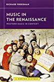 img - for Music in the Renaissance (Western Music in Context: A Norton History) book / textbook / text book