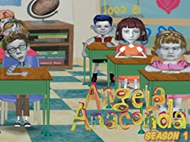 Angela Anaconda - Staffel 1