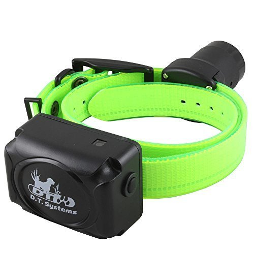 DT Systems R.A.P.T. 1450 Additional Dog Collar - Green by D.T. Systems