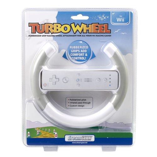 Wii Turbo Wheel - Gray (Wheel Wii Turbo)