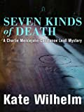 Seven Kinds of Death by Kate Wilhelm front cover