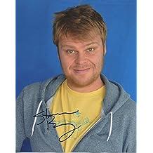 Steve Berg Signed Gentlemen Broncos Skinwalker Ranch Color 8x10 Photo With COA