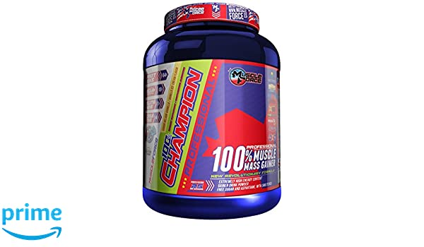 Champion Professional Whey bottle 2500 gr Sabor: Helado de Vainilla (Chocolates, 2500): Amazon.es: Salud y cuidado personal