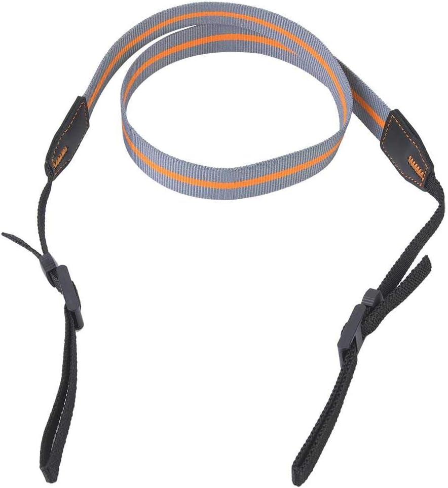 Adjustable Camera Shoulder Neck Belt Strap for SLR DSLR Cameras. LA-409 Vbestlife Camera Neck Strap for SLR Camera Universal
