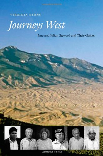 Download Journeys West: Jane and Julian Steward and Their Guides ebook