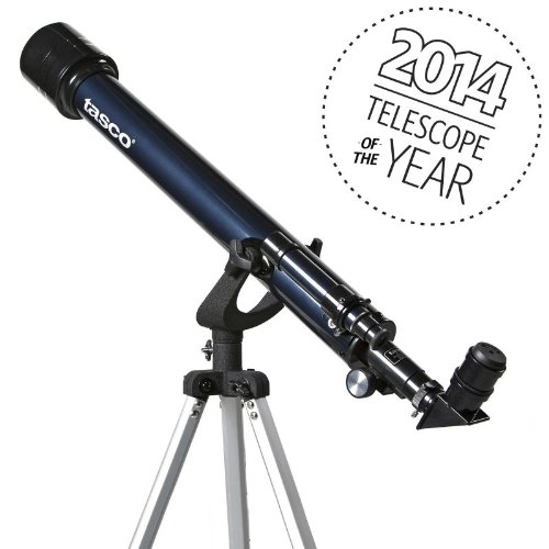 Tasco 402x60 Refractor Telescope with 1200x Microscope (Telescope Tasco)