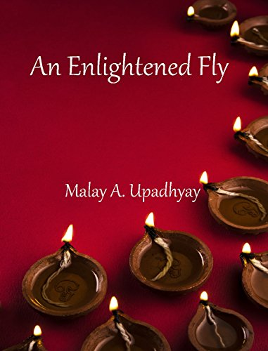 An Enlightened Fly by [Upadhyay, Malay A.]