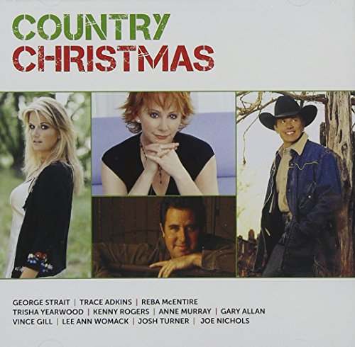 Country Christmas - Various Artists CD
