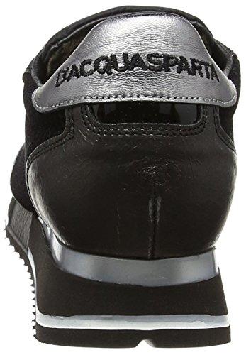 Bianca Sneakers Femme Basses D'Acquasparta Noir AxRqwqT4g