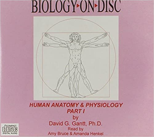 Human Anatomy & Physiology - Part 1 (Biology-on-disc): David G ...