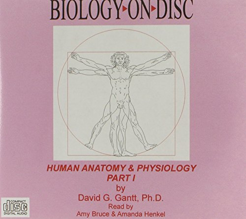 Human Anatomy & Physiology - Part 1 (Biology-on-disc)