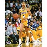 821cb876408 Byron Scott Autographed Signed 8x10 Photo Los Angeles Lakers Legend Itp PSA.