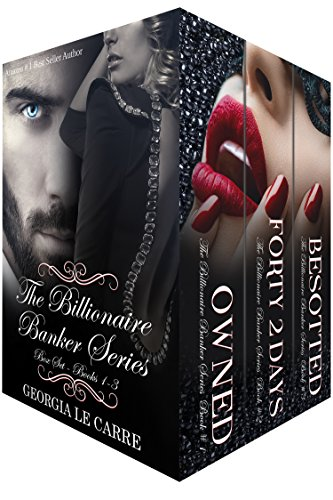 Georgia Set - The Billionaire Banker Series - Box Set