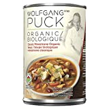 Wolfgang Puck's Organic Minestrone, 398 ml (Pack of 4)