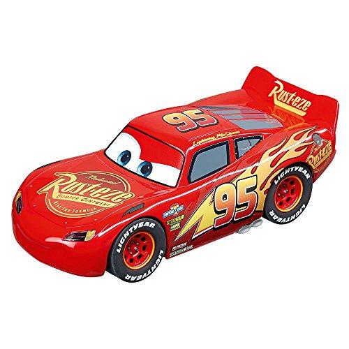 carrera evolution disney pixar 3 race day slot car track. Black Bedroom Furniture Sets. Home Design Ideas