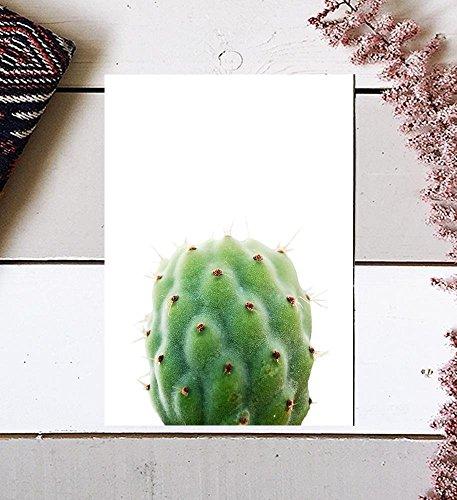 Cactus Print, Minimalist Print, Cacti, Modern Print, Minimalist Art, Minimal Plant Art, Minimalist Cactus, Art Print, Botanical art, Green Plant Print, Plant Photography, Modern Plant Print, 8x10 by MotivatedWallArt