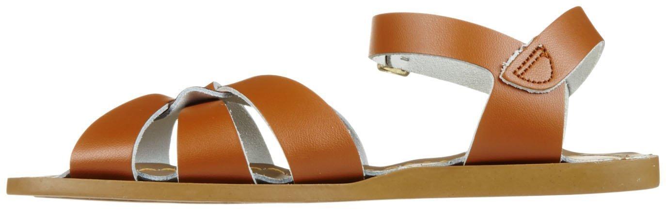 Salt Water Sandals by Hoy Shoe Original Sandal (Toddler/Little Kid/Big Kid/Women's), Tan, 7 M US Big Kid by Salt Water Sandals (Image #6)