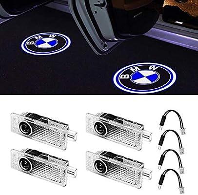 Proyector de luces LED para puerta de coche, con logo de fantasma ...