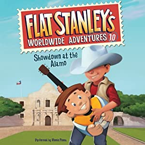 Showdown at the Alamo Audiobook