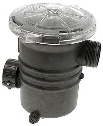 "Waterway 310-6500 Pump Trap Assembly - 1.5"" Inlet x 2"" Ou..."