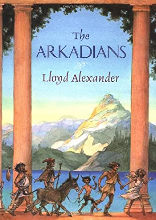 book cover of The Arkadians